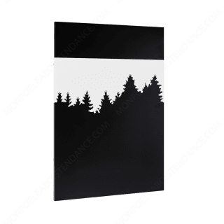 Protections murales LANDSCAPE - FOREST Blanc 027.10546B1 - DIXNEUF